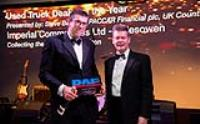 Special EFX's DAF Trophies Deliver Heavyweight Impact