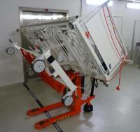 Lifting and Tilting Solution for Hospital Beds