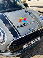 Two new fleet members have joined Key2 Group