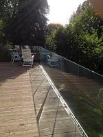 Just Finished: Modern Raised Deck in Wimbledon