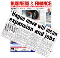 HAGUE FASTENERS IN THE NEWS