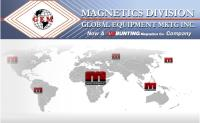 Master Magnets U.S. Agent acquired by Bunting Magnetics Co.