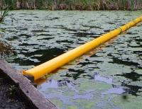 Inflatable Oil Spill Containment Booms