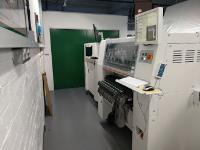 ESE Screen Printer and HANWHA SM482 PLUS Installed