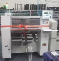 SM482 PLUS HANWHA Pick and Place Machine Installed