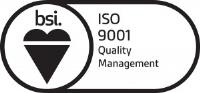 Vaughtons awarded ISO 9001:2008 BSI quality standard
