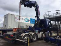 Our Rental Decanter Centrifuges are on the move