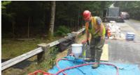 Using old grout pumping technology in modern times