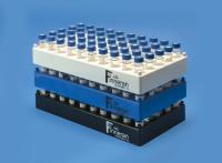 Stackable Rack for 12mm Vials and Tubes