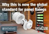 Why this is now the global standard for panel fixings