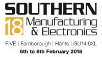We're Exhibiting at Southern Manufacturing 2018