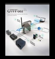 New product announcement – cMT-g02 IIoT Gateway