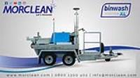 Morclean Custom XL: The safest way to clean bins