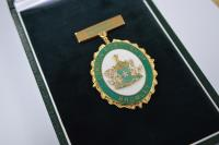 Vaughtons are proud to manufacture the civic jewels for the London Borough of Bromley
