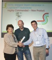 ESTS recognised for Laboratory Improvement and Innovation
