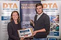 """""""MECHANICAL APPRENTICE OF THE YEAR"""""""