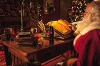 WHERE DID FATHER CHRISTMAS COME FROM?