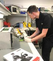 Ashtead invests in dedicated iPEK service centre