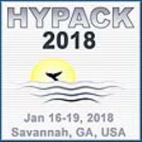Hypack 2018 Hydrographic Equipment Training Event