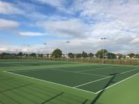Tennis the first priority for London park transformation