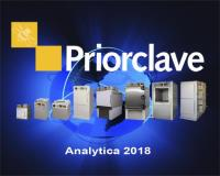 Autoclaves renowned for reliability at Analytica 2018