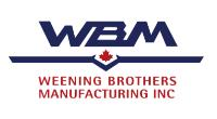 Weening Brothers Manufacturing Inc