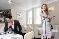 Top Mayfair Restaurant Keeps Chic With Hunter Savoys