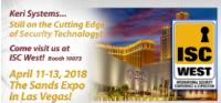Countdown to ISC West 2018