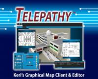 Telepathy: Comprehensive Graphics and Maps
