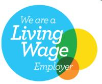 We Are Now An Accredited Living Wage Employer!