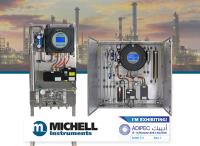 Discover the benefits of Michell's process moisture analyzers at Adipec