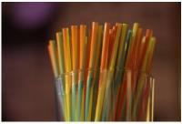 IS IT THE END FOR PLASTIC STRAWS?