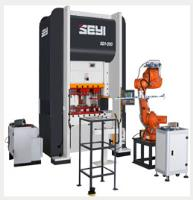 SEYI and ABB - Best Partners for Metal Stamping Automation
