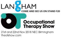 We Are At The Occupational Therapy Show