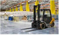 TWO OF THE MOST POPULAR TYPES OF FORKLIFT TRUCK