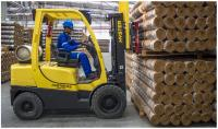 HOW TO PREVENT DUST FROM DAMAGING YOUR FORKLIFT TRUCK