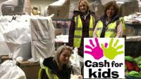 Giving back at Christmas with Cash for Kids