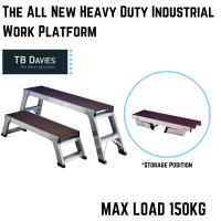 The All New Heavy Duty Industrial Work Platform