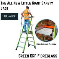 The All New Little Giant Safety Cage