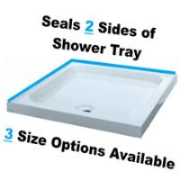 ShowerSeal Ultra 10 – Half Seal Installation Guide