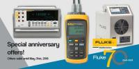 Fluke Special Anniversary Offers!