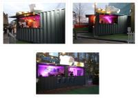 ICE ICE BABY! S JONES CONTAINERS HELP BUILD MANCHESTER ICE VILLAGE