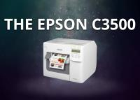 The Epson ColorWorks C3500