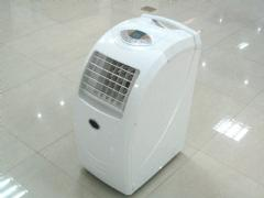 Portable Air Conditioner has Evaporative Cooler