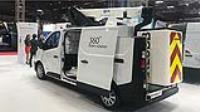 CPL UK releases the Klubb K21N van mount at the CV show