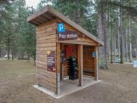 PUBLIC REALM: Sherwood Pines Visitors Centre, Nottingham: 2 Years On