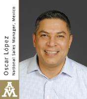 AIM Appoints Oscar López as National Sales Manager for Mexico