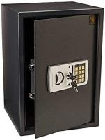 Help, how can I open my digital safe when the batteries are dead?