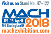 We are exhibiting at MACH 2018