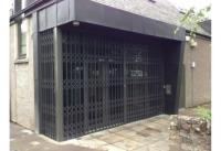 SECURITY GRILLES PREVENTING UNWANTED ACCESS